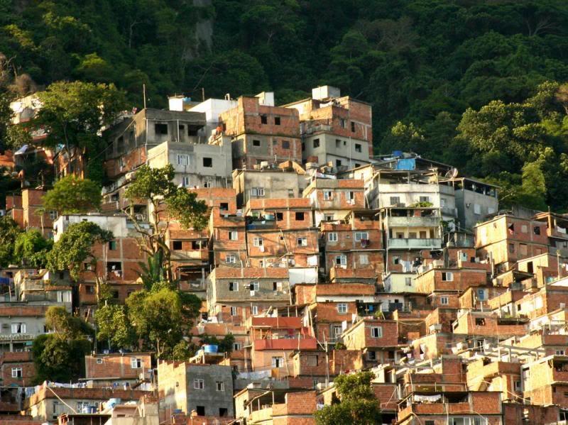 Favela - Brazil