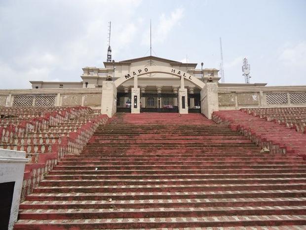 Mapo Hall by John Thomas Didymus