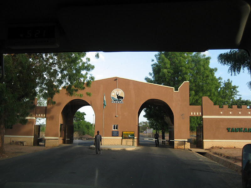 Yankari Game Reserve - Bauchi State
