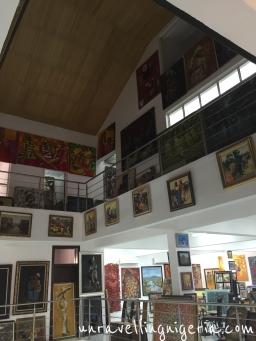 Nike Art Gallery II – The Interview