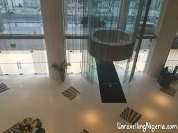 Hotel Review – Intercontinental Hotel