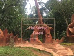 A Walk Through Osun Grove