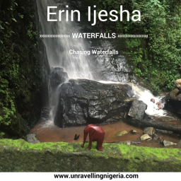 Erin Ijesa Waterfalls