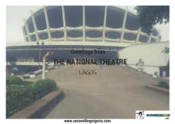 Greetings from the National Theatre