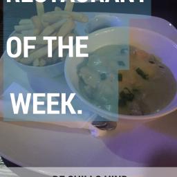Restaurant of The Week – De Chills Hind
