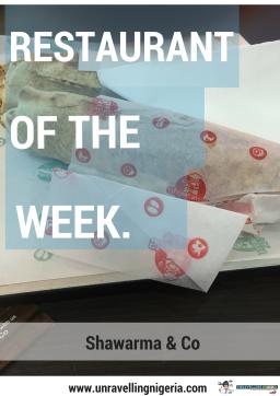Restaurant of the Week – Shawarma & Co