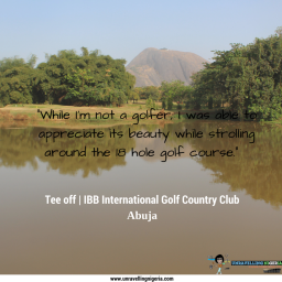 Tee Off | IBB International Golf & Country Club