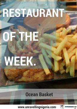 Restaurant of The Week – Ocean Basket