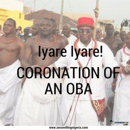 Iyare Iyare! | Coronation Of An Oba