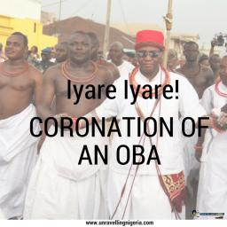 Iyare Iyare! | Coronation Of An Oba