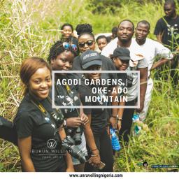 Agodi Gardens | Oke – Ado Mountain