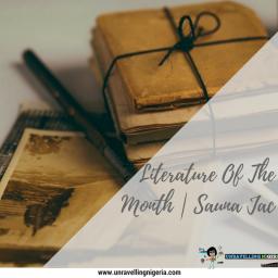 Literature of The Month   Sauna Jack
