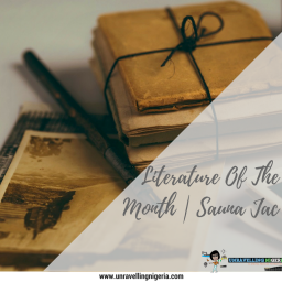 Literature of The Month | Sauna Jack