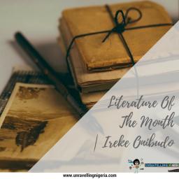 Literature Of The Month | Ireke Onibudo
