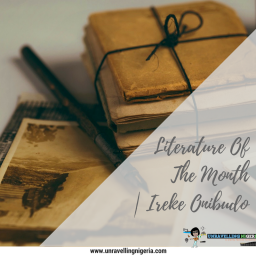 Literature Of The Month | Ireke Onibudo