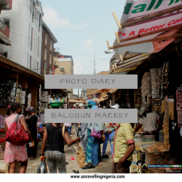 Photo Diary | Balogun Market