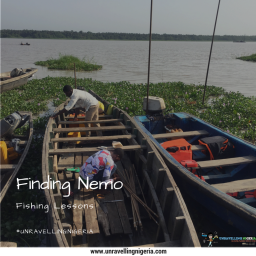 Finding Nemo | Fishing Lessons