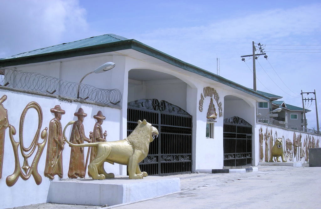 OBA-Of-Lagos-Palace