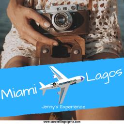 Miami to Lagos