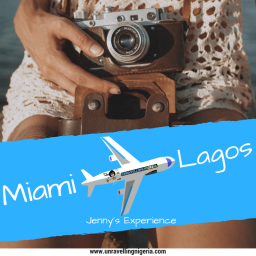 Miami to Lagos