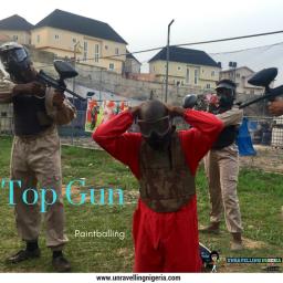 Top Gun | Paintballing