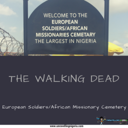 The Walking Dead | European Soldiers/African Missionaries Cemetery
