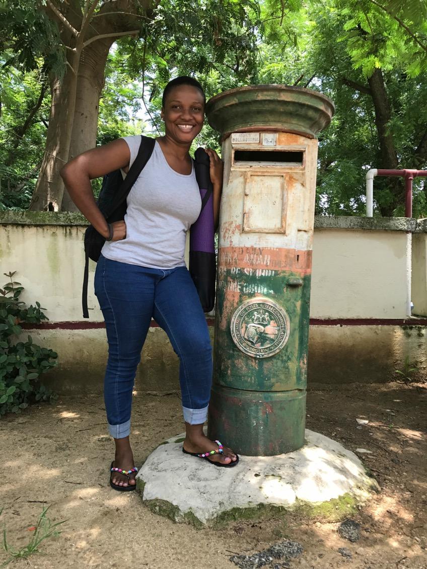 Vintage PO Box Bauchi