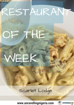 Restaurant Of The Week | Scarlet Lodge