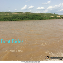 Boat Rides | River Niger & Benue