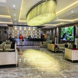 Hotel Review | Echelon Heights Hotel