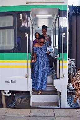Nigerian Train Rides | Abuja – Kaduna