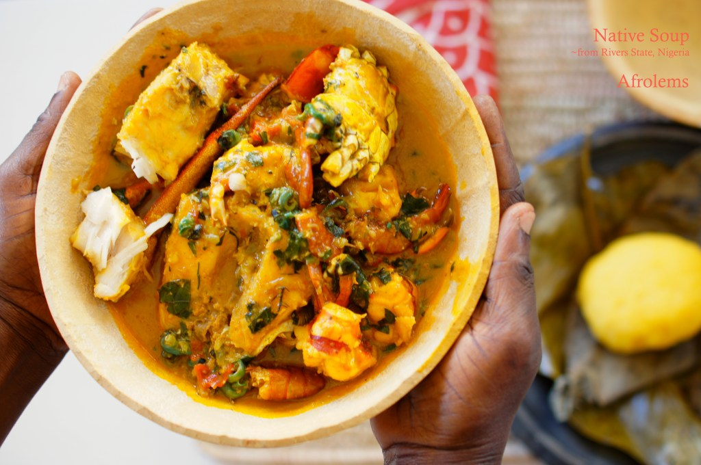 Nigerian-Native-Soup