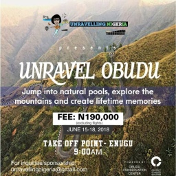 Unravel Obudu | June 15 – 18