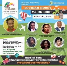 Nene-Uwa Ltd |Tourism Boost Workshop