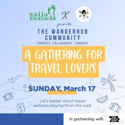 Travel Pop Up | The WanderHub Community