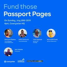 Wander Hub 2.0 | Fund Those Passport Pages